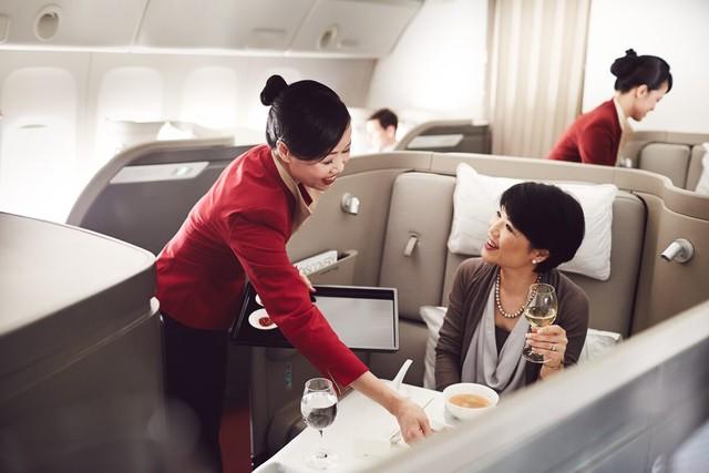 10 hãng hàng không tuyệt nhất thế giới: bạn lên máy bay của họ chưa? - Ảnh 4.