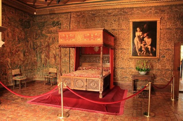 Tham quan tòa lâu đài của những quý bà ở Pháp - Ảnh 2.