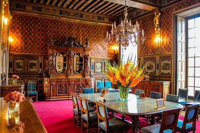 Tham quan tòa lâu đài của những quý bà ở Pháp - Ảnh 4.