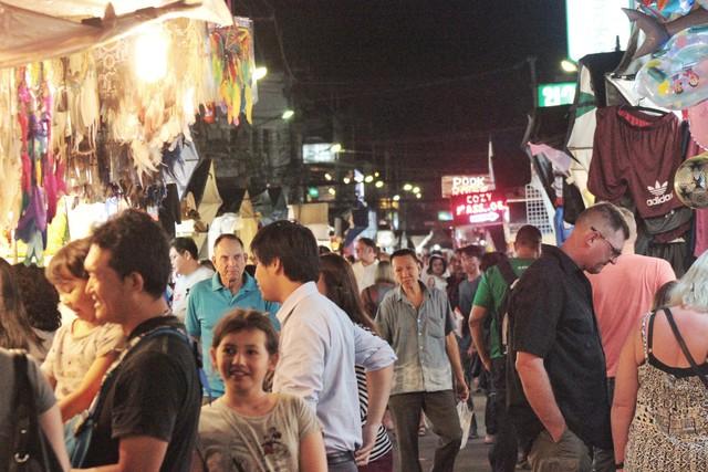 Rong chơi cuối tuần ở Hua Hin - Ảnh 2.
