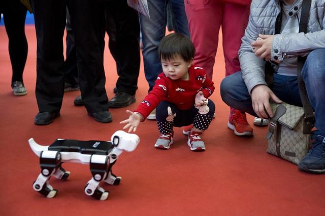 Bất ngờ trước công nghệ robot qua 13 bức ảnh - Ảnh 10.