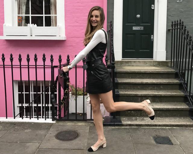 Cô gái 23 tuổi sống tiết kiệm để chu du sang chảnh khắp thế gian - Ảnh 4.