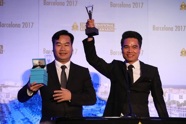 Viettel có kỷ lục mới tại Giải thưởng kinh doanh Quốc tế Stevie Awards 2017 - Ảnh 1.
