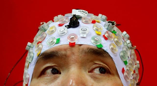 Mỹ phát triển hệ thống giao tiếp não người với máy tính - Ảnh 1.