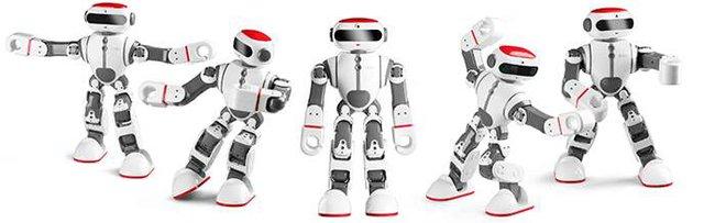 '  Màn khiêu vũ ấn tượng của 1.069 robot  '