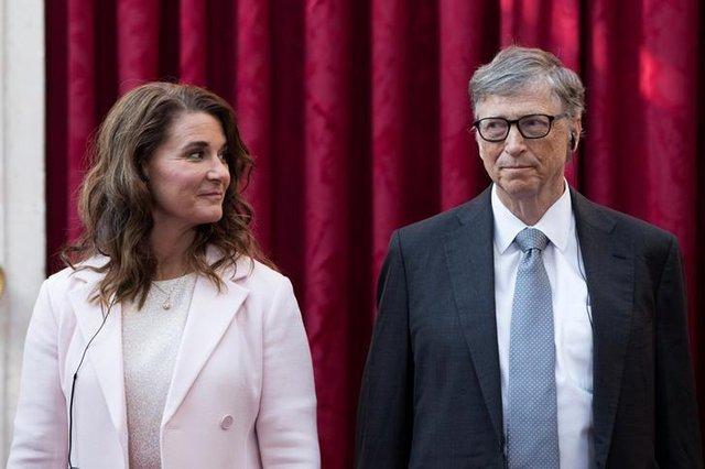 Vợ tỉ phú Bill Gates: 'chưa được chuẩn bị để ứng phó với mạng xã hội' - Ảnh 1.