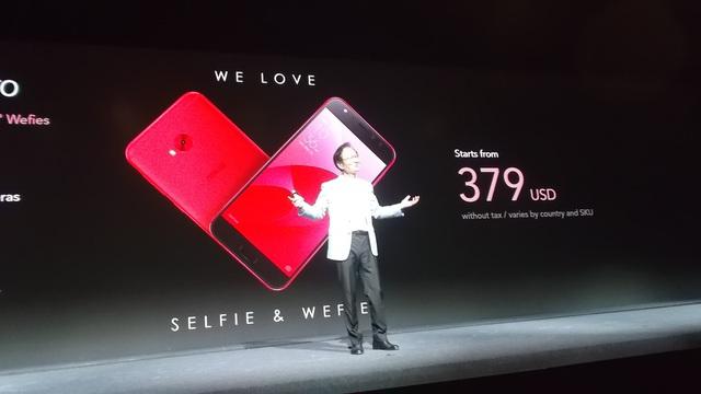 Asus ra mắt dòng smartphone mới cho người mê chụp ảnh - Ảnh 1.