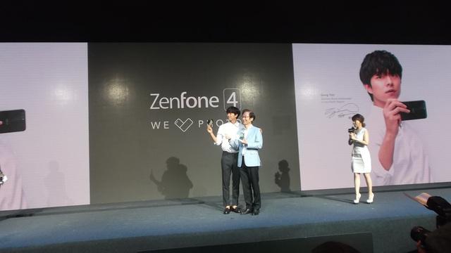 Asus ra mắt dòng smartphone mới cho người mê chụp ảnh - Ảnh 4.