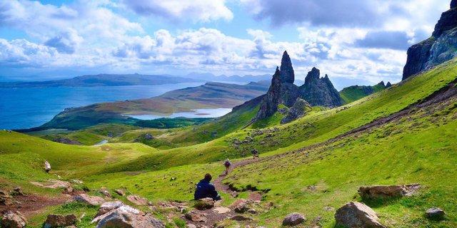 Scotland được bình chọn là nước đẹp nhất thế giới - Ảnh 1.