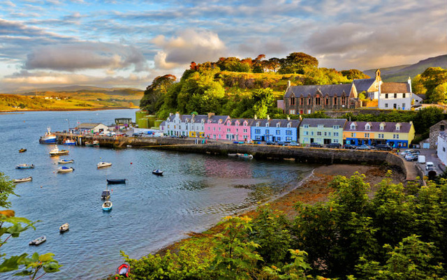 Scotland được bình chọn là nước đẹp nhất thế giới - Ảnh 2.