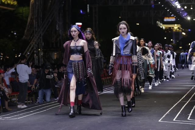 Fashionology Festival 2017 góp thêm hoạt động ngành văn hóa du lịch TP.HCM - Ảnh 3.