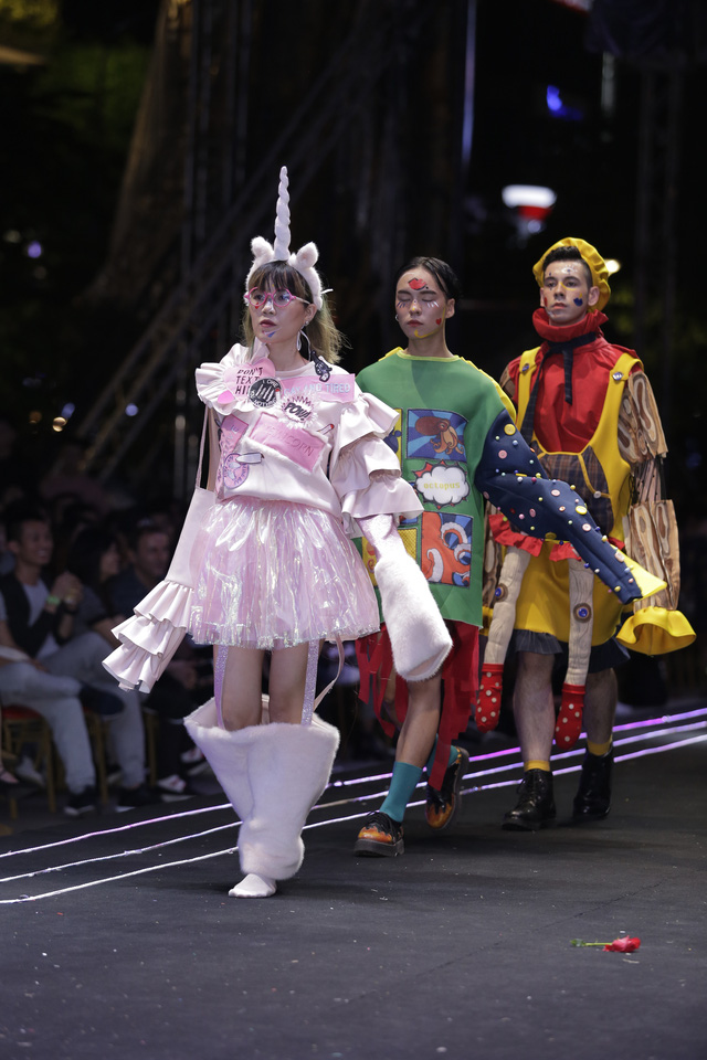 Fashionology Festival 2017 góp thêm hoạt động ngành văn hóa du lịch TP.HCM - Ảnh 2.