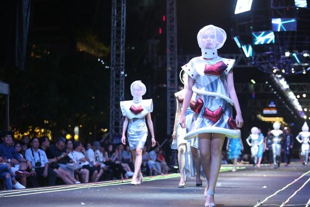 Fashionology Festival 2017 góp thêm hoạt động ngành văn hóa du lịch TP.HCM - Ảnh 4.