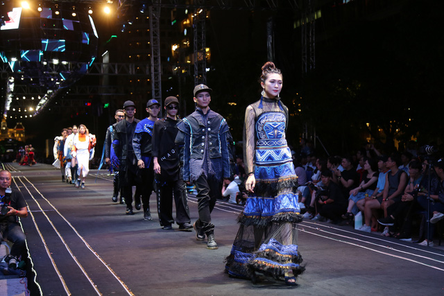 Fashionology Festival 2017 góp thêm hoạt động ngành văn hóa du lịch TP.HCM - Ảnh 7.