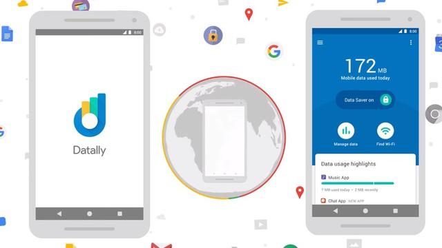 Quản lý gói cước mạng 3G và 4G với Google Datally - Ảnh 1.