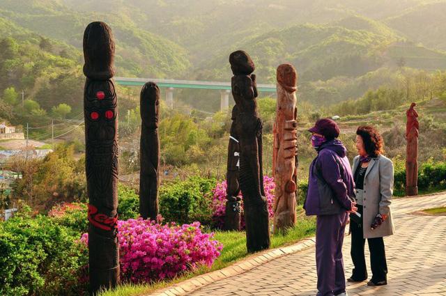 Công viên của quý ở Hàn Quốc - Ảnh 2.