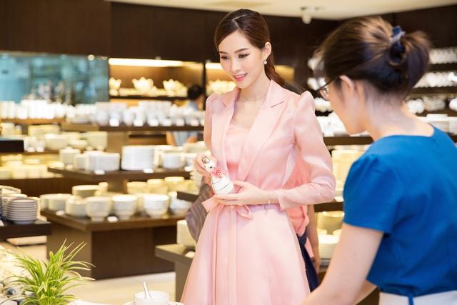 Hoa hậu Đặng Thu Thảo: Tôi là người phụ nữ cầu toàn - Ảnh 3.