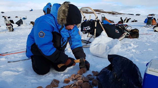 Thám hiểm Bắc Cực cùng chàng trai khoái phiêu lưu Hoàng Lê Giang - Ảnh 3.