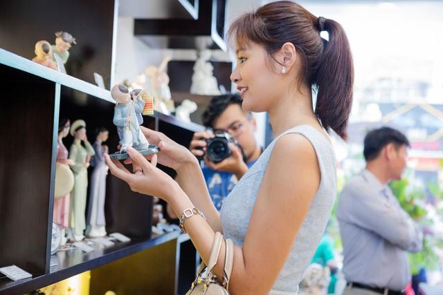 Gốm sứ Minh Long có thêm showroom mới tại TP.HCM - Ảnh 1.