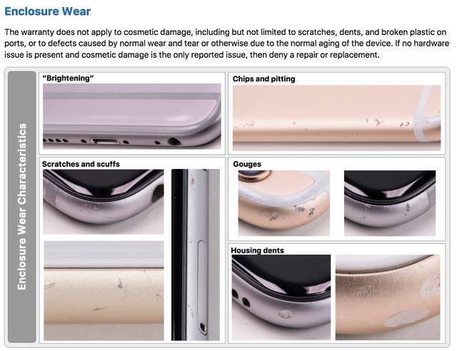 Rò rỉ tài liệu chỉ dẫn những trục trặc nào của iPhone được bảo hành? - Ảnh 3.