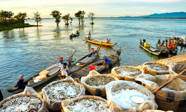 Thế giới tuyệt đẹp qua ảnh của các tay máy Việt Nam