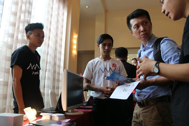 """Startup công nghệ """"lên ngôi"""" tại Swiss Innovation Challenge Việt Nam 2017 - Ảnh 2."""