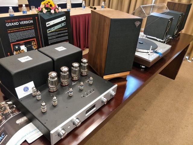 Hơn 100 thương hiệu xuất hiện tại triển lãm thiết bị nghe nhìn cao cấp AV Show 2017 - Ảnh 1.