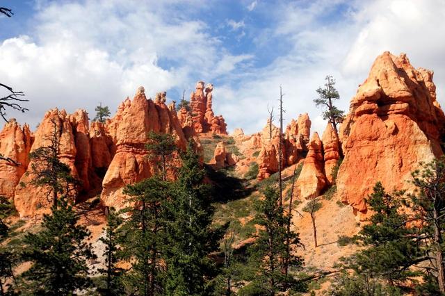 Màu sắc kỳ ảo ở công viên quốc gia Bryce - Ảnh 2.