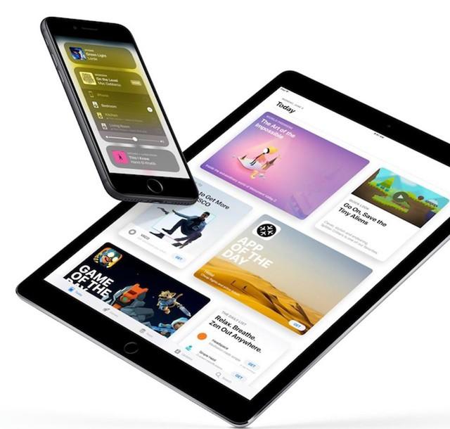 Apple công bố iOS 11.1.2 sửa lỗi màn hình 'đông cứng' - Ảnh 2.