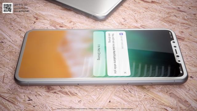 Giá iPhone 8 sẽ ngang ngửa một chiếc MacBook? - Ảnh 1.