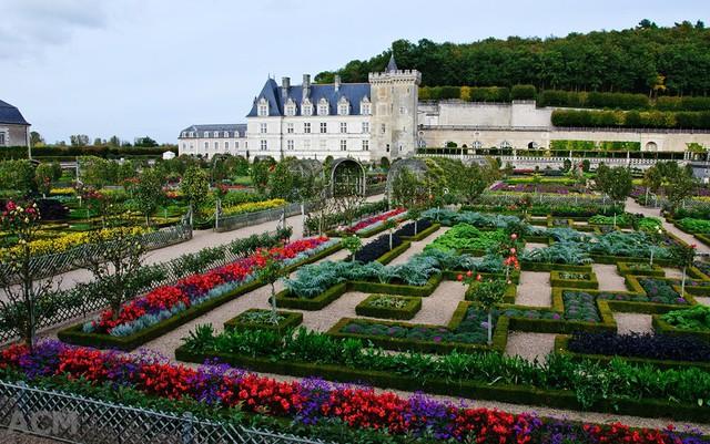 7 lâu đài nhất định phải ngắm khi đến Pháp - Ảnh 2.