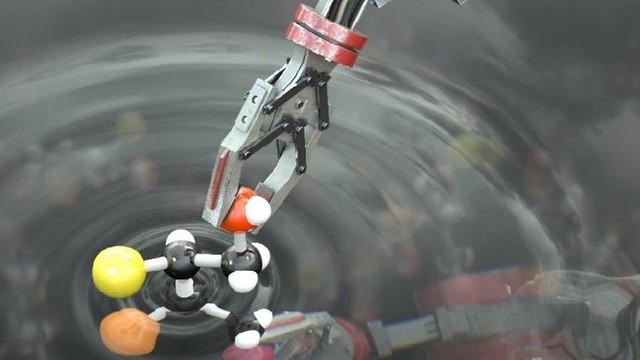 Đã có robot kích thước phân tử đầu tiên trên thế giới - Ảnh 1.