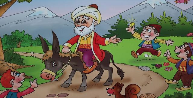 Nasreddin Hodja: chuyện về người đàn ông cưỡi lừa ở Thổ Nhĩ Kỳ - Ảnh 1.