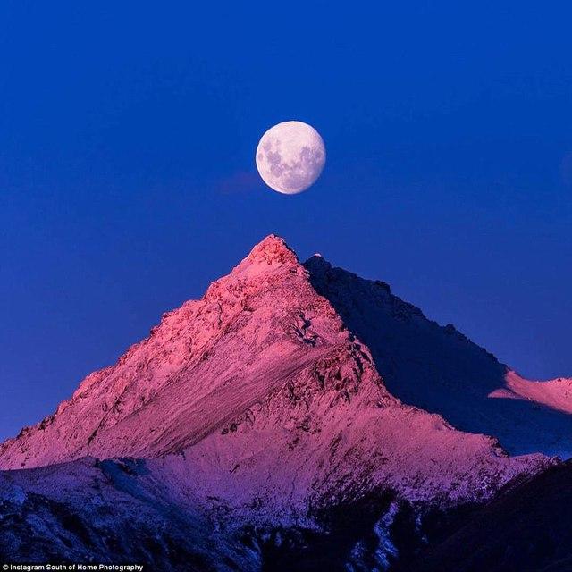 Đến New Zealand ngắm bầu trời đêm đầy sao đẹp như mơ - Ảnh 1.