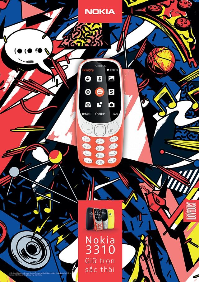 Nokia 3310 (2017): Khi giá trị cổ điển hồi sinh - Ảnh 4.