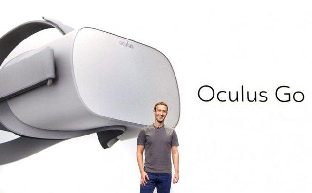 Facebook tung ra kính thực tế ảo không cần điện thoại, máy tính - Ảnh 1.