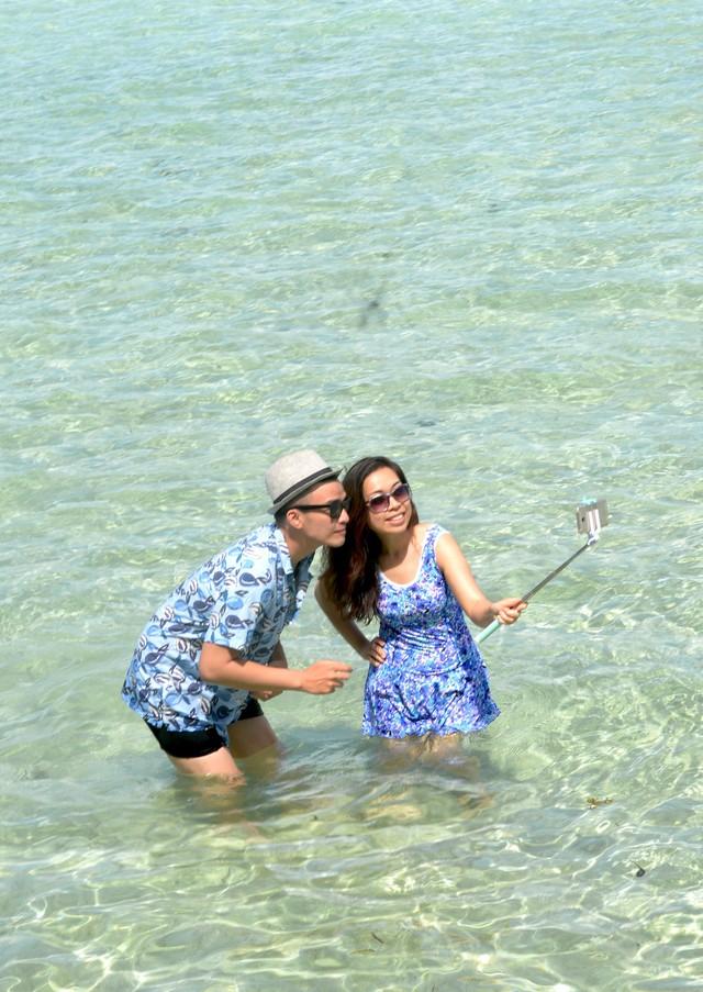 Bay đến Philippines tận hưởng biển xanh cát trắng ở Cebu - Ảnh 3.
