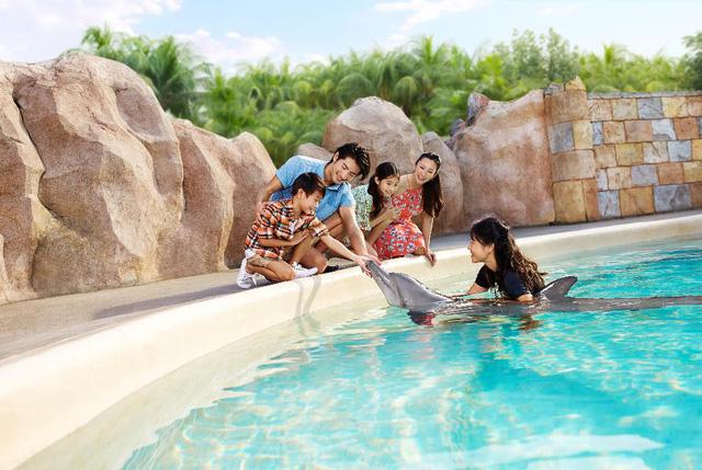 Singapore – đảo quốc thiên đường cho gia đình du lịch hè - Ảnh 2.