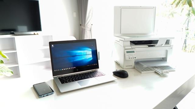 Máy in HP Laserjet Pro: lựa chọn tốt cho văn phòng - Ảnh 1.