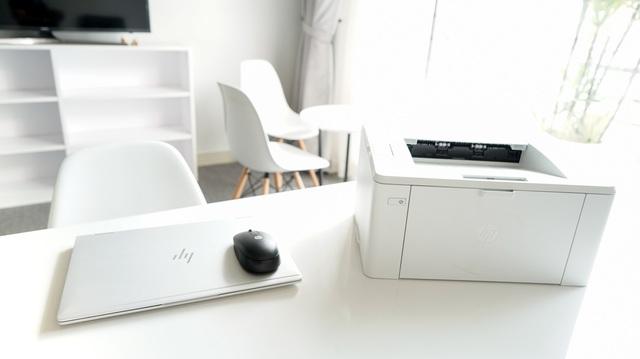 Máy in HP Laserjet Pro: lựa chọn tốt cho văn phòng - Ảnh 2.