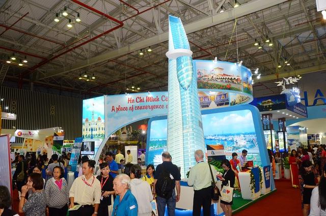 Các công ty quốc tế tham dự Hội chợ Du lịch quốc tế TP.HCM - Ảnh 1.
