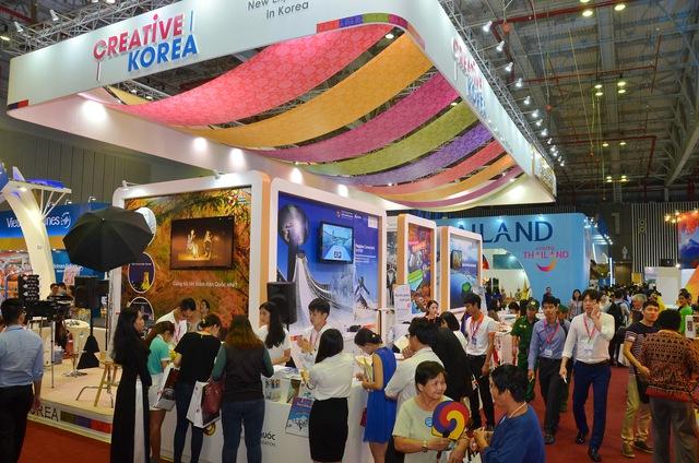 Các công ty quốc tế tham dự Hội chợ Du lịch quốc tế TP.HCM - Ảnh 2.