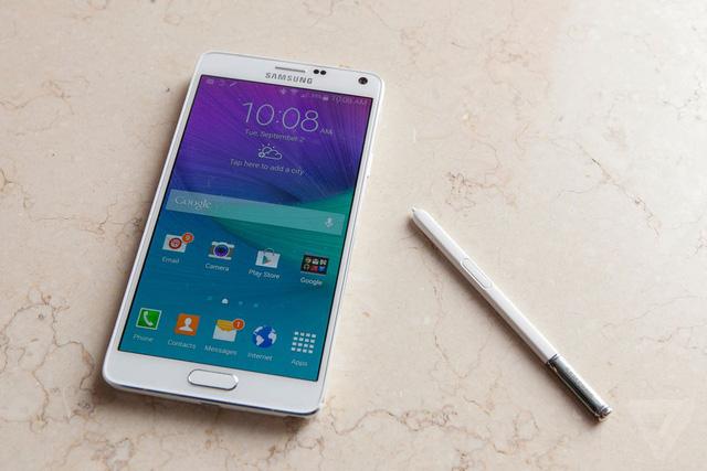 Galaxy Note 4 đang được thu hồi lại vì lỗi pin - Ảnh 1.
