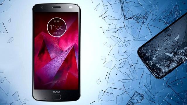 Motorola đang phát triển màn hình tự chữa lành vết thương  - Ảnh 1.