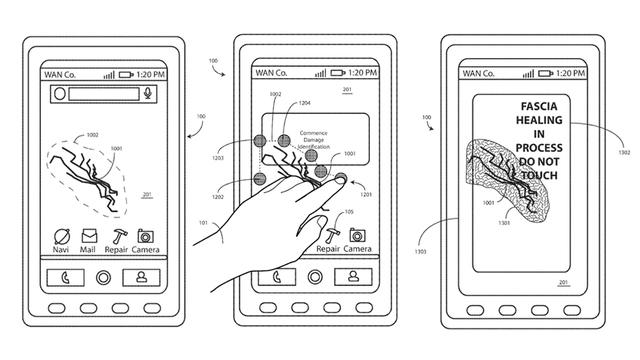 Motorola đang phát triển màn hình tự chữa lành vết thương  - Ảnh 2.