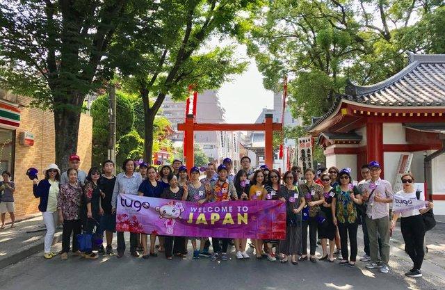 Lượt khách đi Nhật vượt chỉ tiêu: bước chinh phục thị trường Hà Nội của Tugo - Ảnh 1.