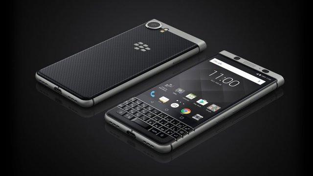 BlackBerry sắp tung ra dòng điện thoại mới không có bàn phím - Ảnh 1.