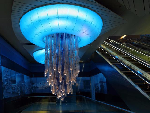 Những nhà ga đẹp nhất thế giới chờ bạn đến tham quan - Ảnh 2.