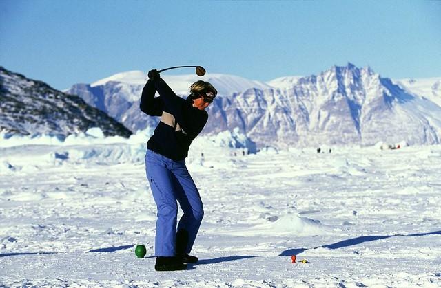 Những sân golf  làm khó người chơi nhất thế giới - Ảnh 1.