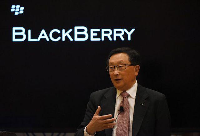 Blackberry trở lại mạnh mẽ, nhưng không phải ở mảng điện thoại - Ảnh 1.